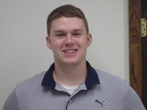 Jordan Cornelius, MEE summer intern