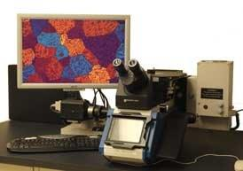 Metallurgical Light Microscope