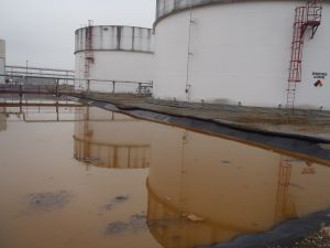 Chemical Processing Storage Tanks