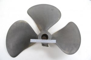 Fatigue Fracture of a Marine Propeller